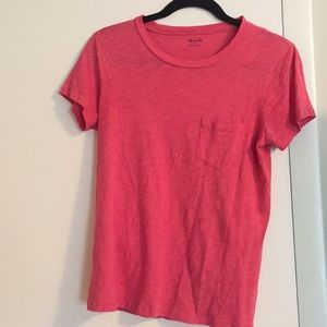 Soft madewell T-shirt with pocket